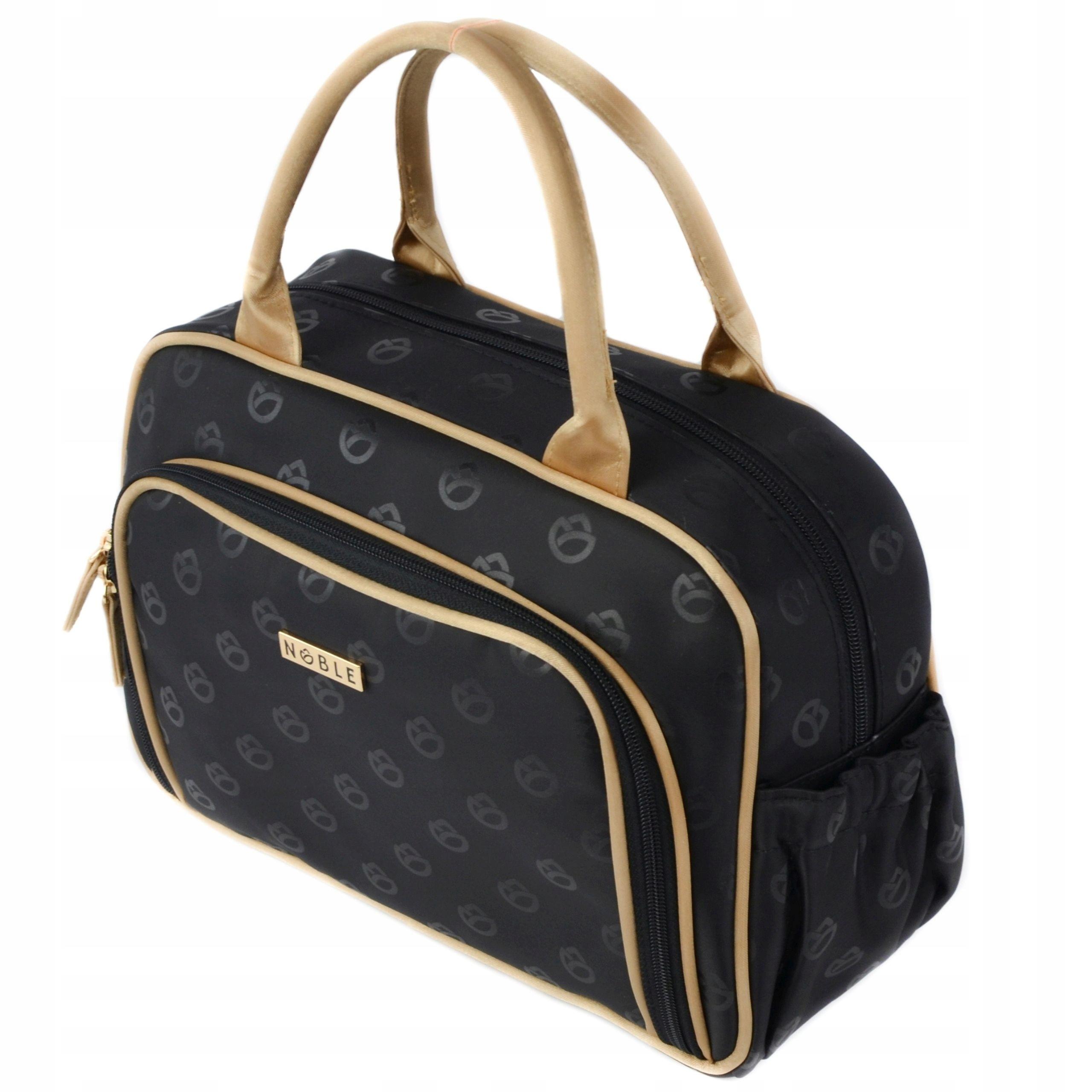 Женская косметичка, большой багажник, очень вместительный NOBLE