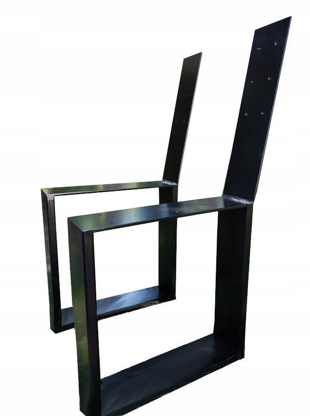 Nogi do ławek metalowe nogi do stołu stelaż LOFT Częstochowa
