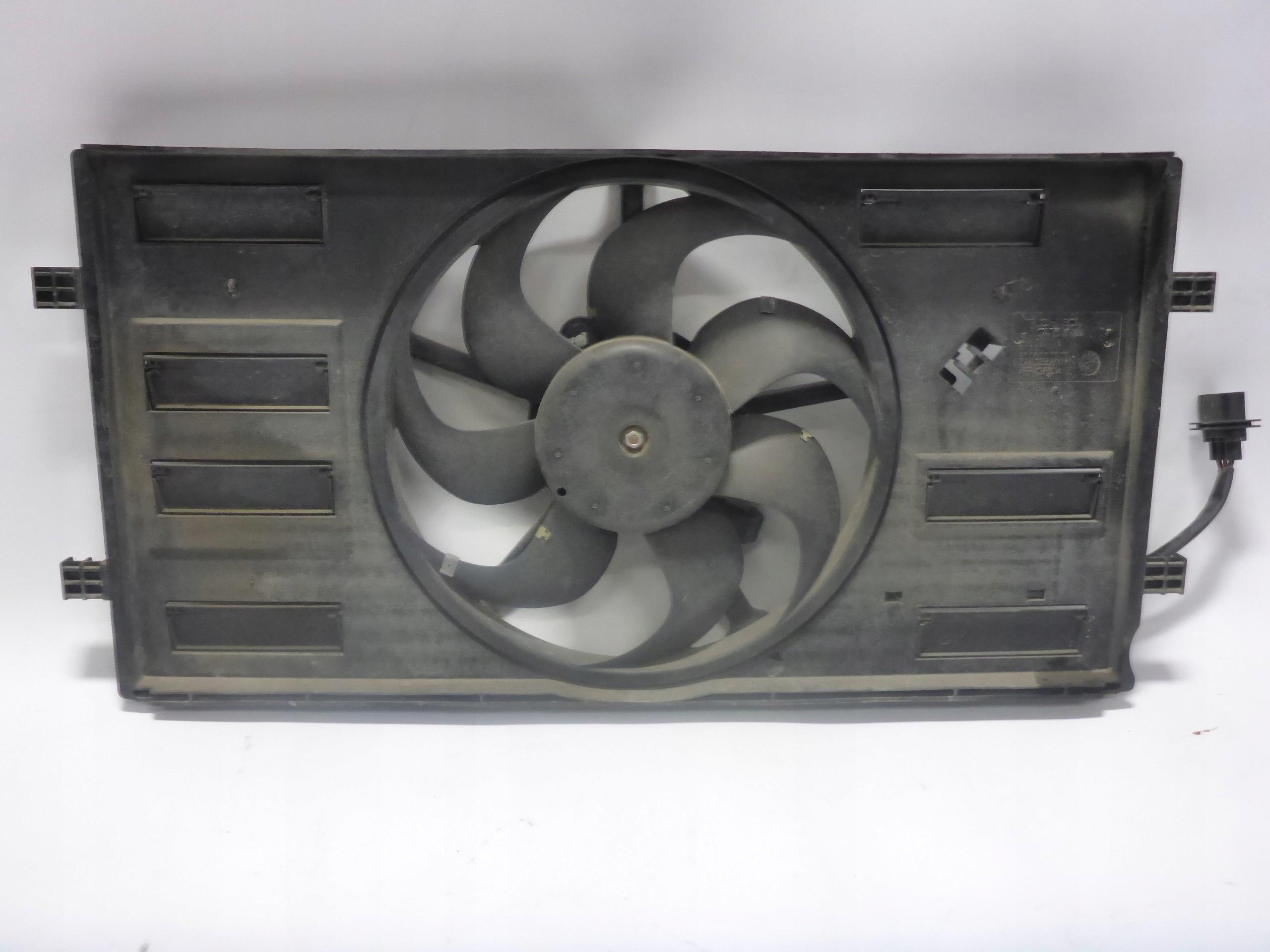 корпус вентилятор радиатора ibiza v 6f 17-