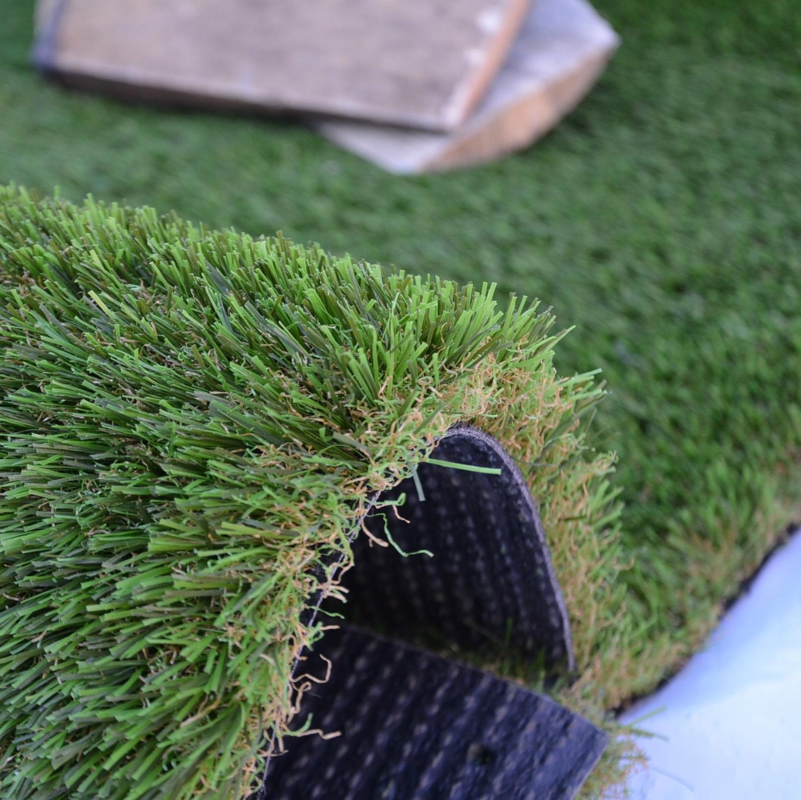 Koberec Umelá tráva CABANA| hrubé| 40 mm|záhrada|400x550