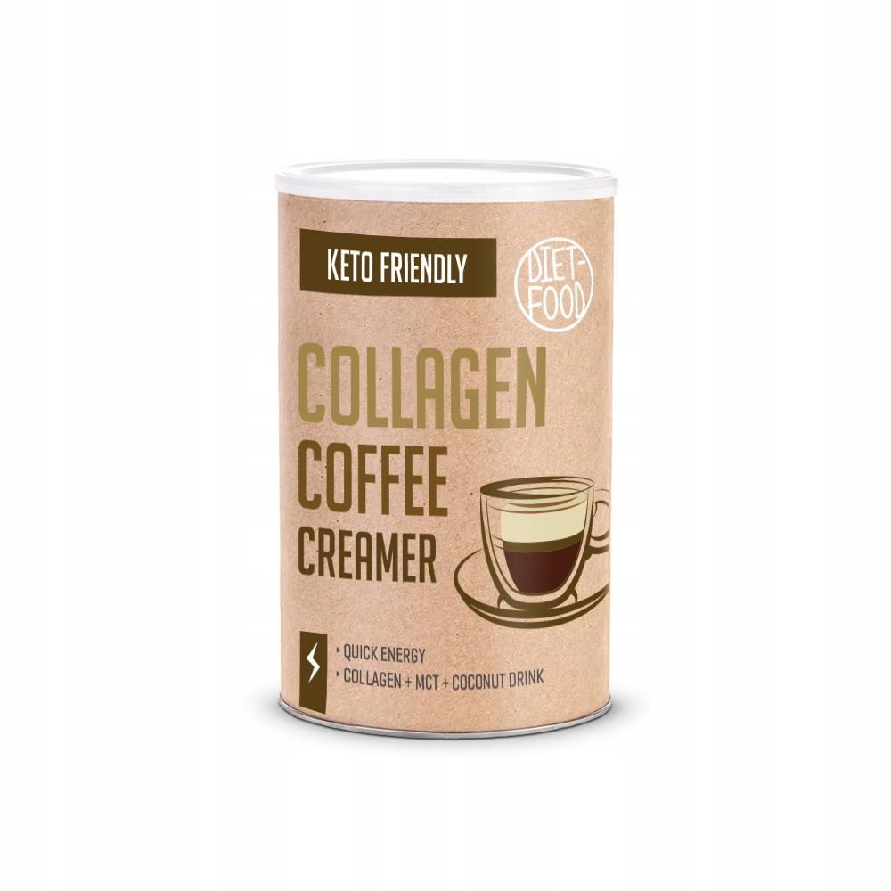 Coffee Creamer - Коллаген + МСТ 300г