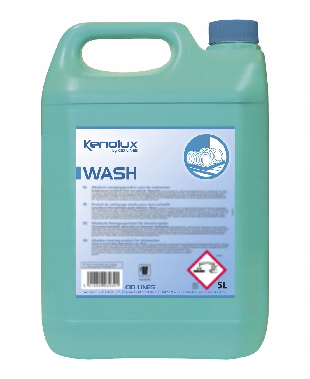 Kenolux Мыть посудомоечная машина жидкости 5L