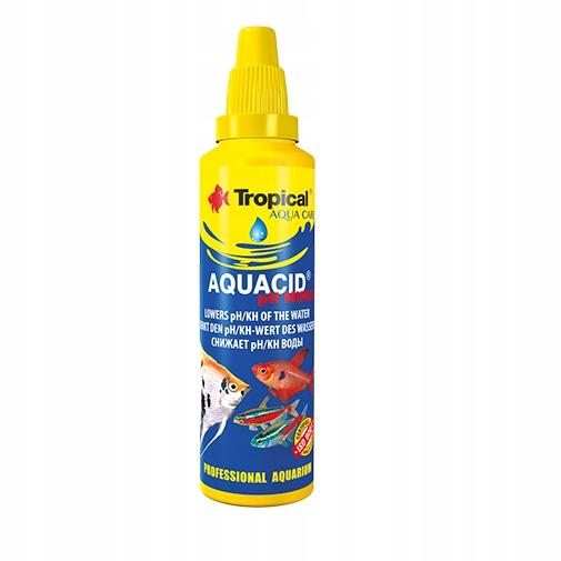 Tropical AQUACID PH MINUS 30 мл снижает pH / KH