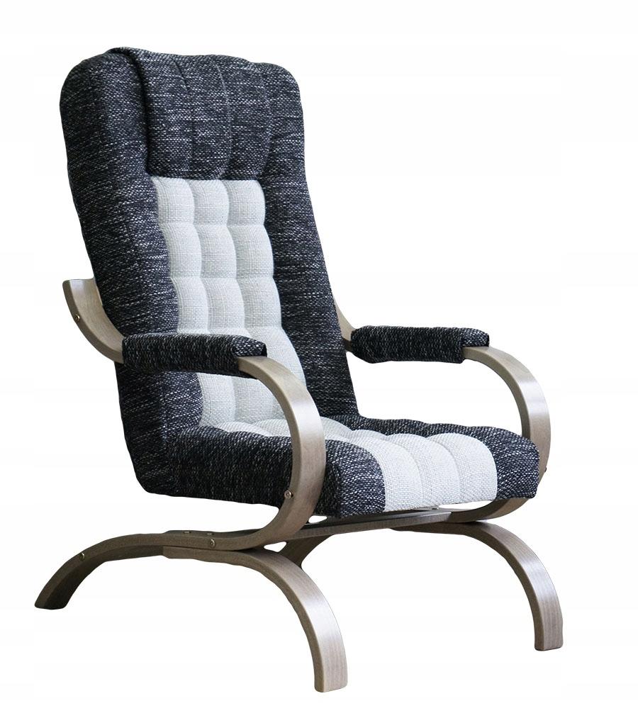 Стеганое кресло Finka, финское + подлокотники