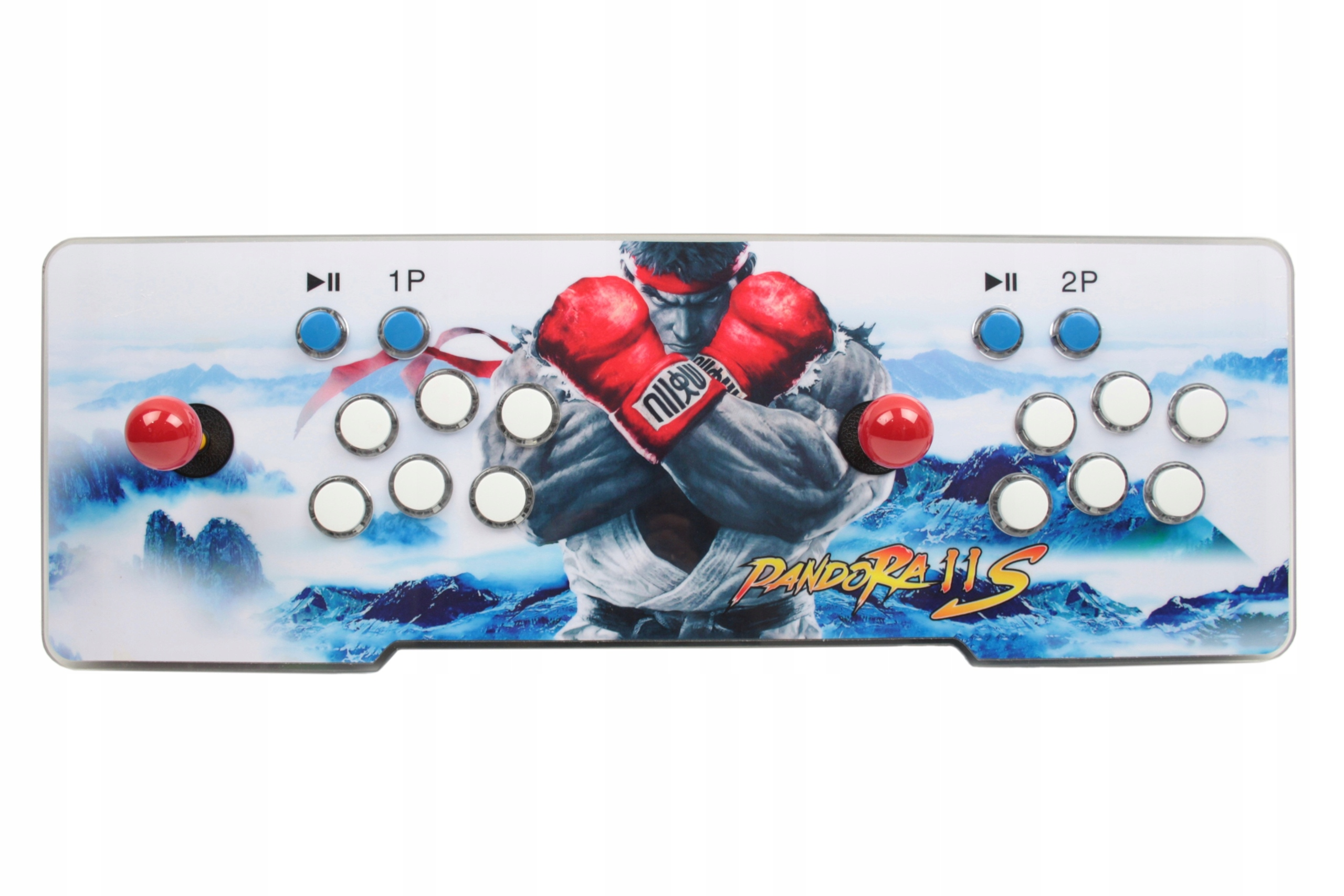 Pandora Console Box 11s - 3003 Hry Arcade 720P 3D