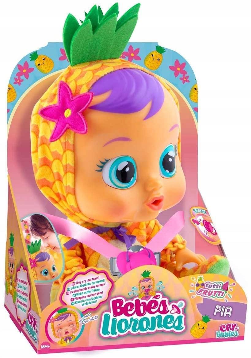 Cry Babies Fantasy Zasnená bábika ANANAS