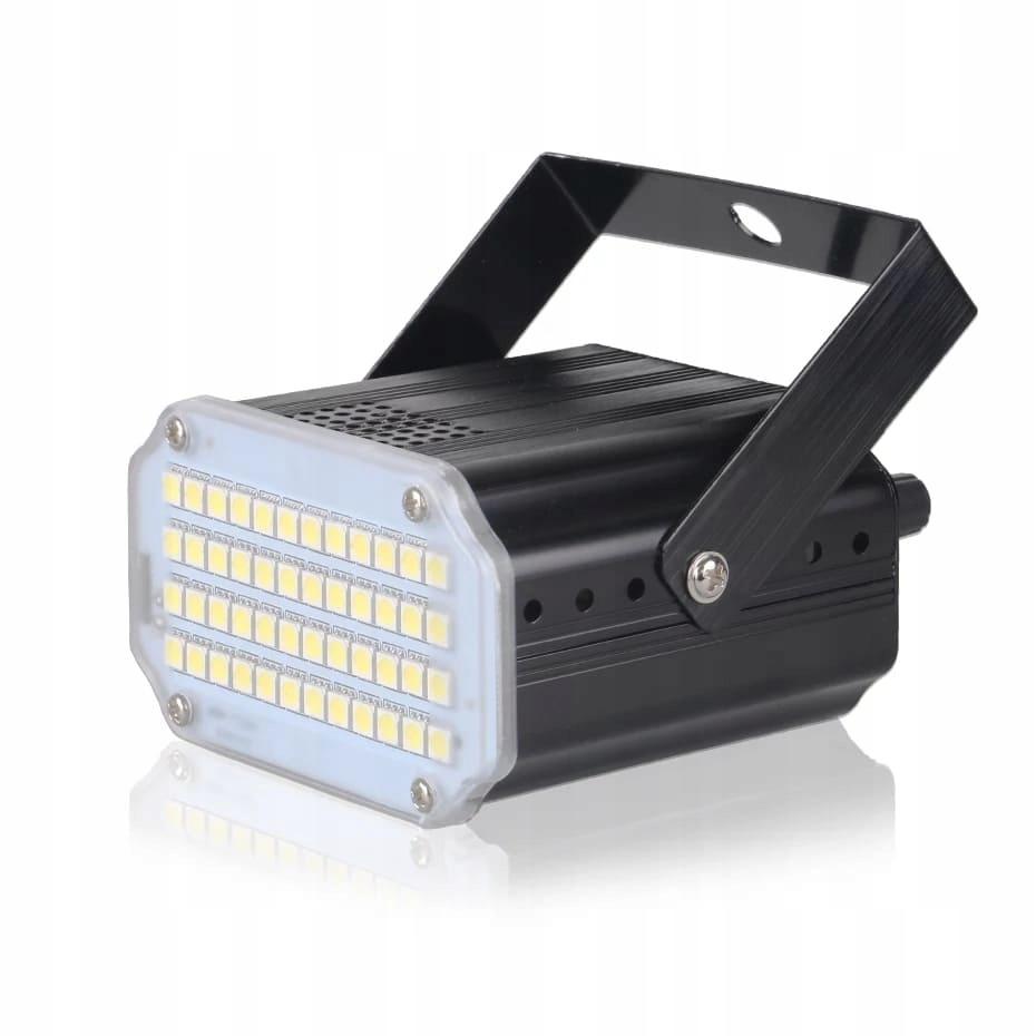 STROBE ROOM MINI 48 LED RGB STROBE ROOM Merke Annet