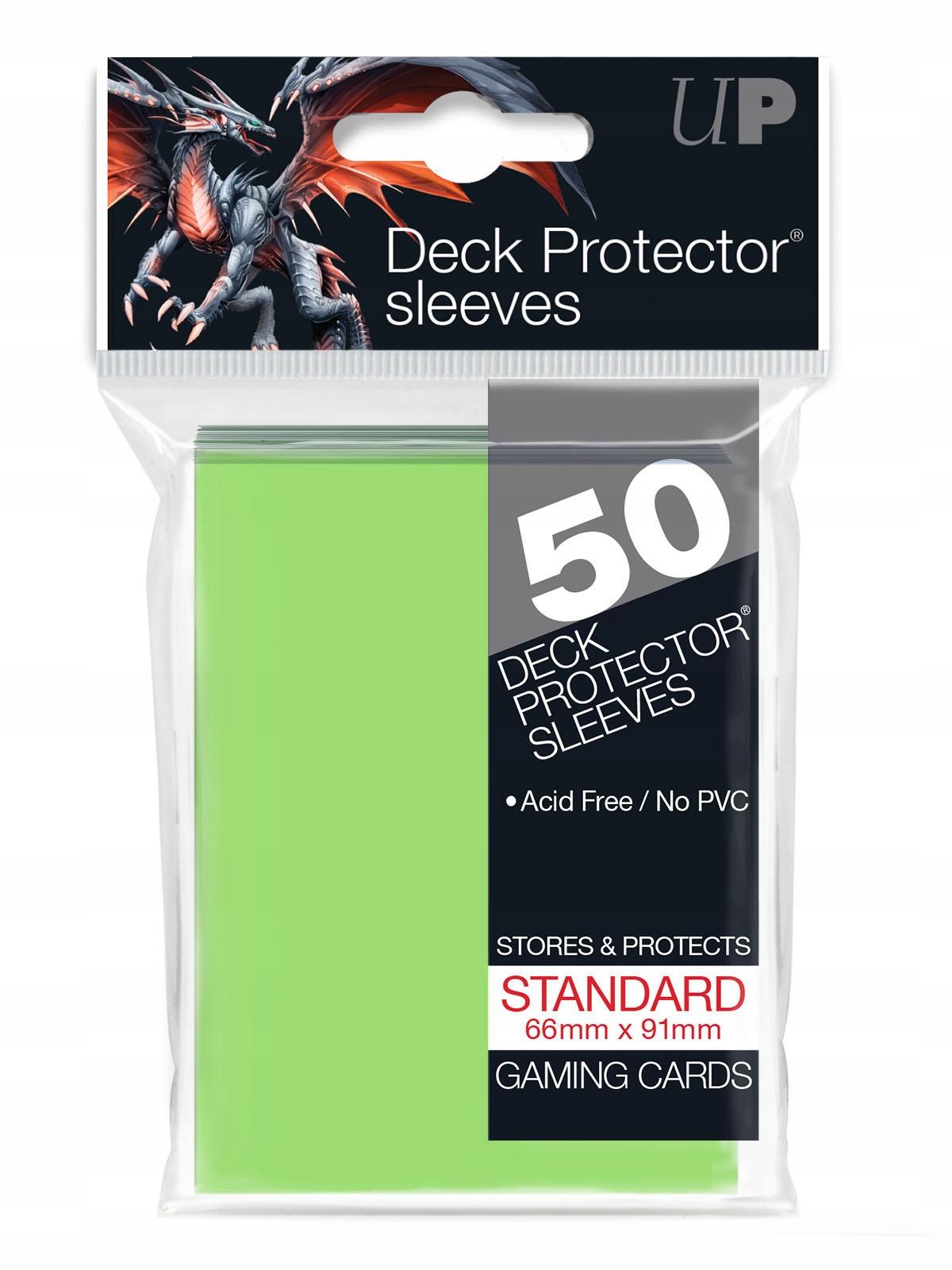 Купить Koszulki Ultra PRO Deck Protector Sleeves 50 szt. на Otpravka - цены и фото - доставка из Польши и стран Европы в Украину.