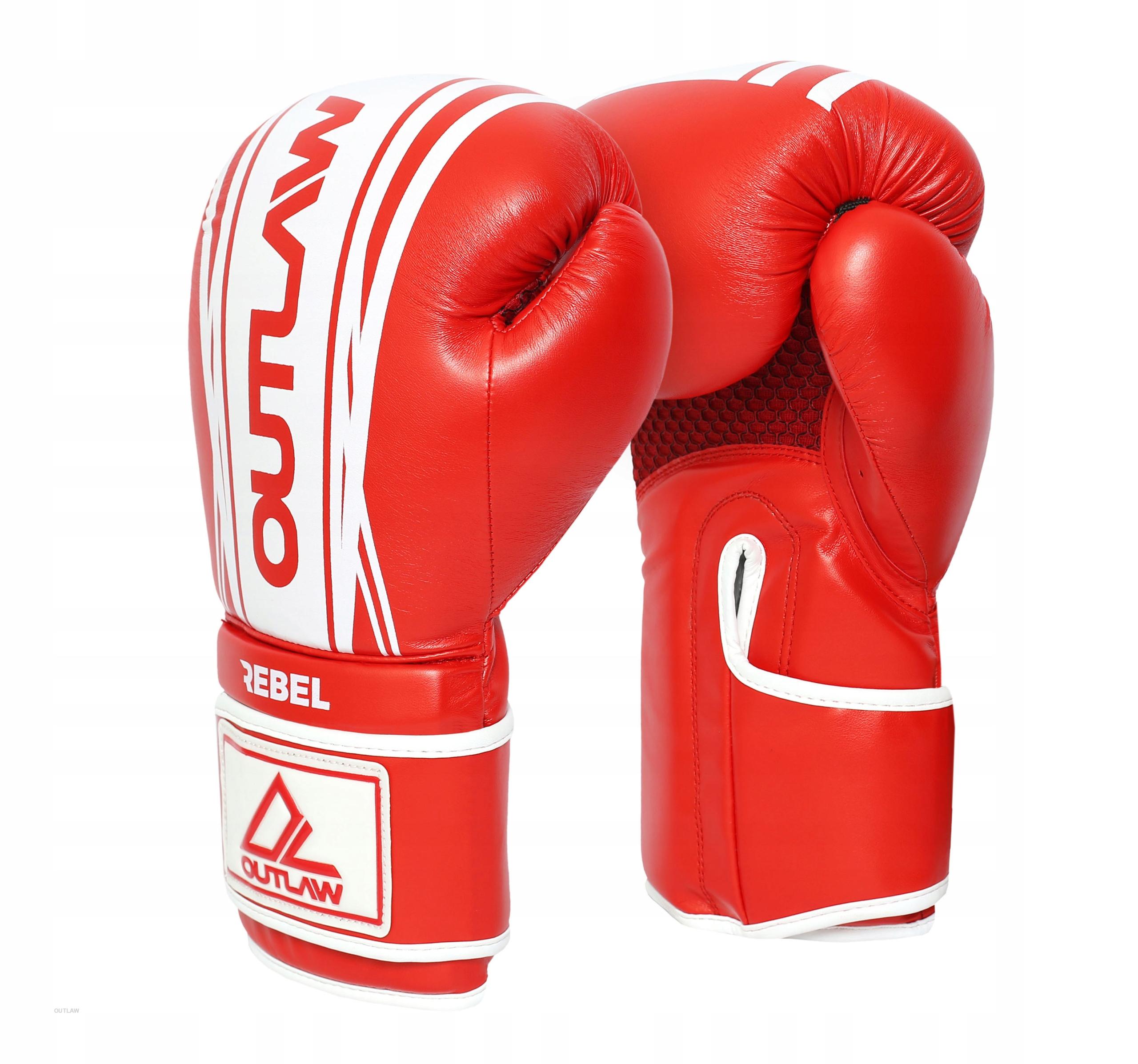 Перчатки Outlaw Boxing Rebel + Free + Free