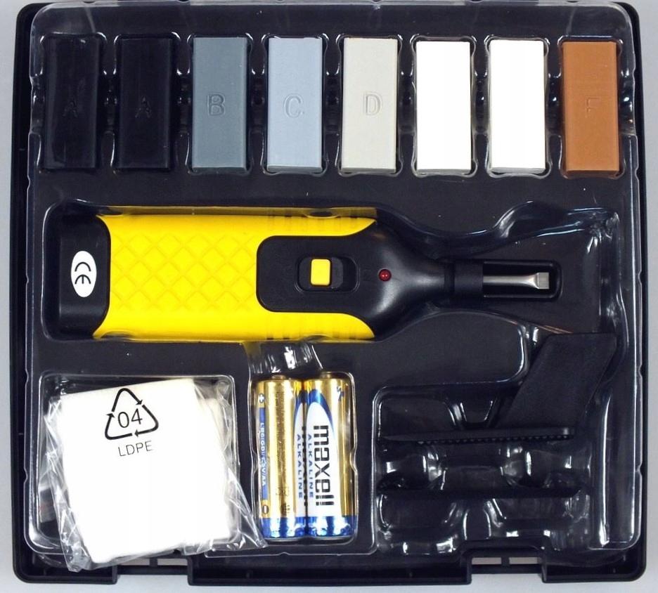 Ремкомплект приборной панели автомобиля и ПВХ