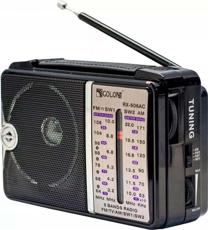 ПОРТАТИВНОЕ сетевое радио R20 FM AM SW Кухня