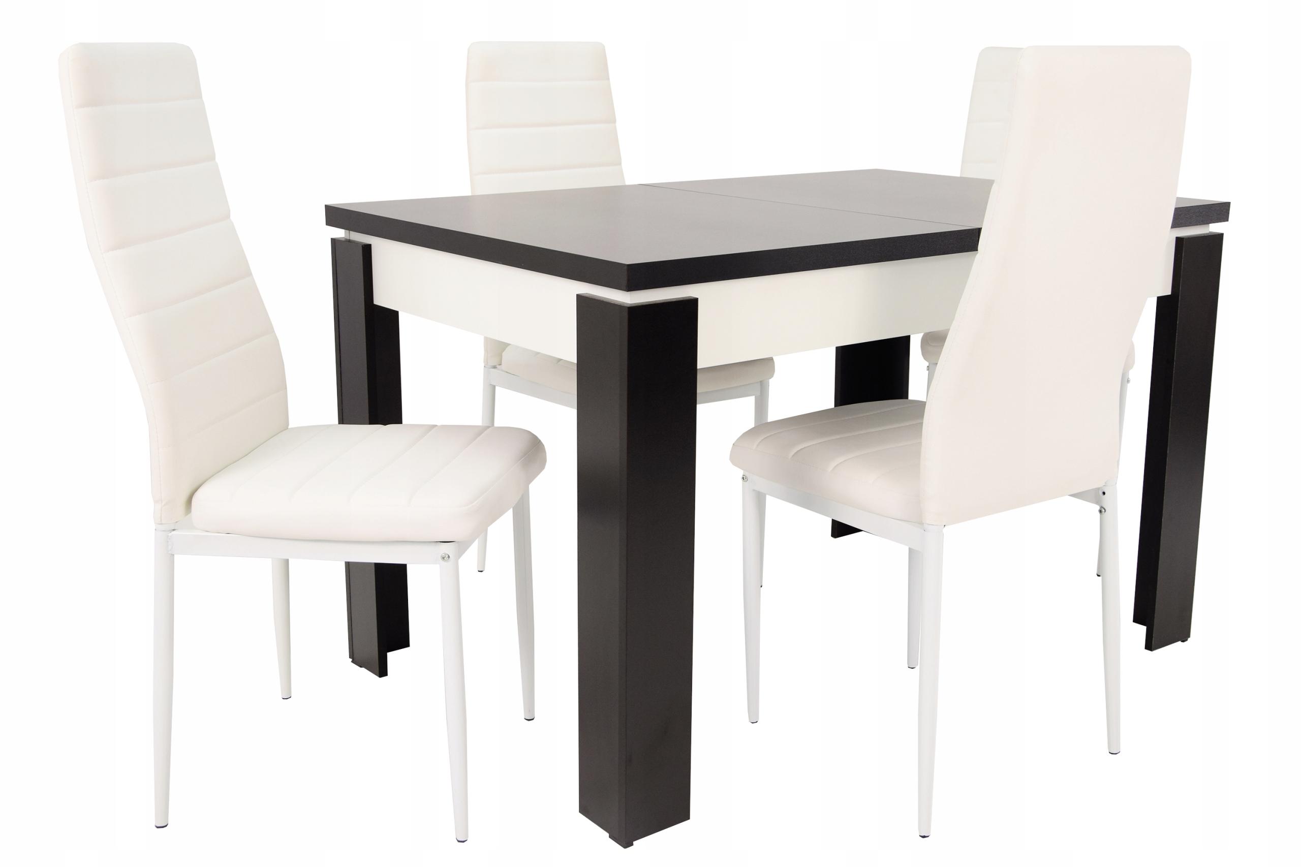 4 stoličky + stôl skladanie NAJRÔZNEJŠÍCH FARIEB
