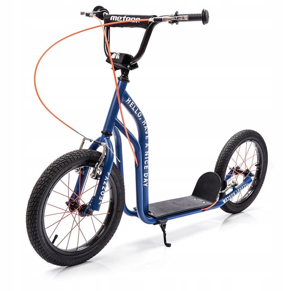 "Nafukovacie kolesá NILS Big Scooter RETRO 16 """