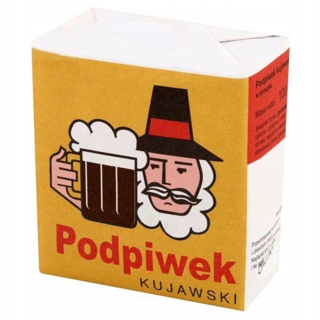 PODPIWEK KUJAWSKI - Набор из 12 шт., Для жарких дней.
