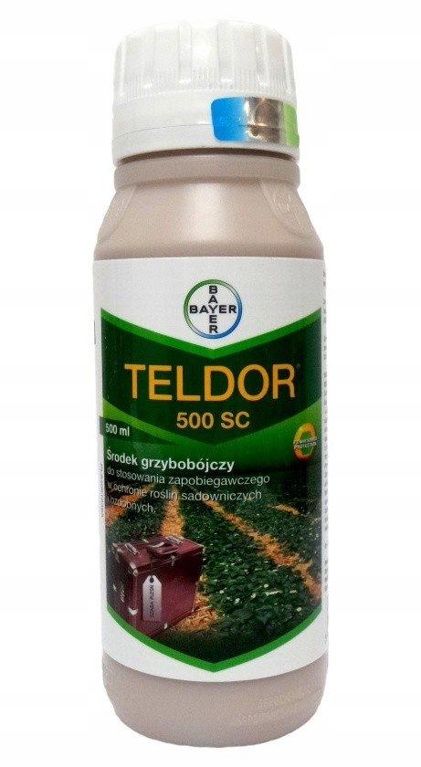 Тельдор 500 СК 0,5 л