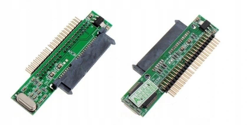 Адаптер SATA для IDE 44 PIN, адаптер 2,5 '' диск