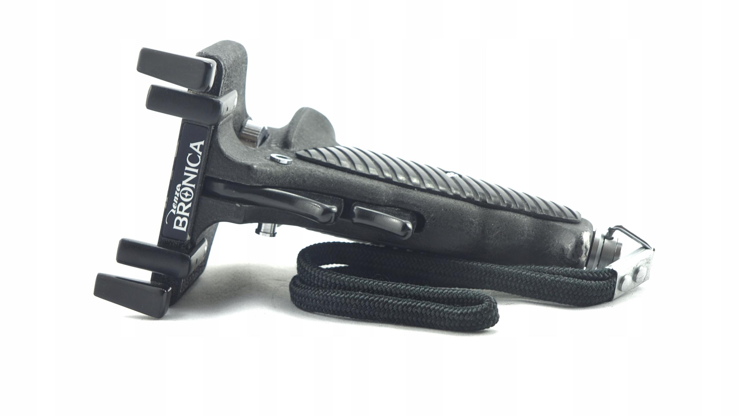 Zenza Bronica Pistol Grip Model T