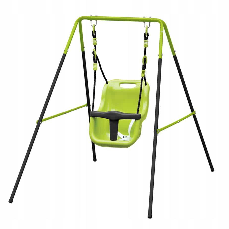 Kovové vedro Swing Megi svetlozelené 4iQ