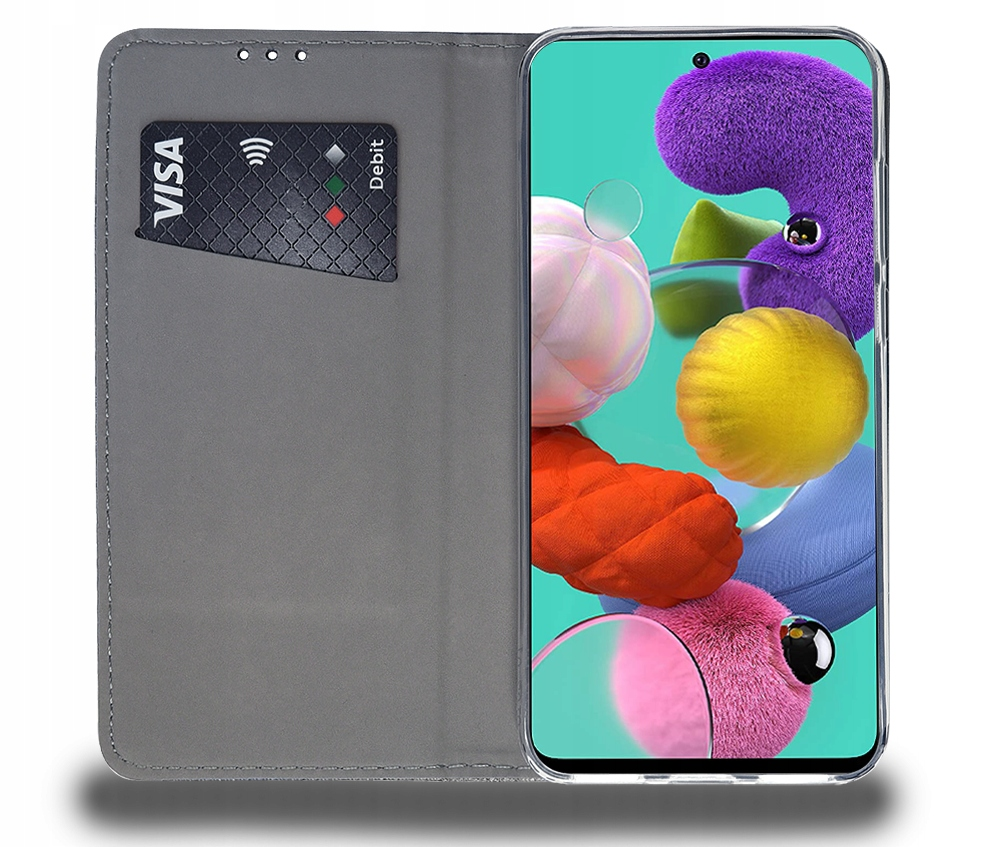 Etui do Samsung Galaxy M51 Smart Magnet Book Szkło Kod producenta GSM102894