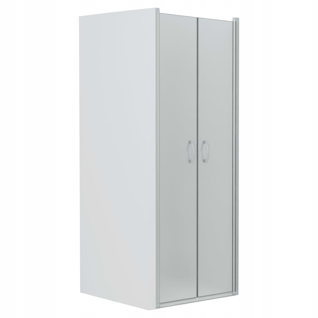 Sprchové dvere, matné, ESG, 70 x 185 cm
