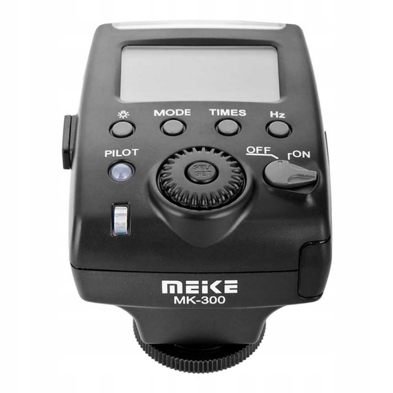 Kompaktný Flash Meike MK-300 do Canon