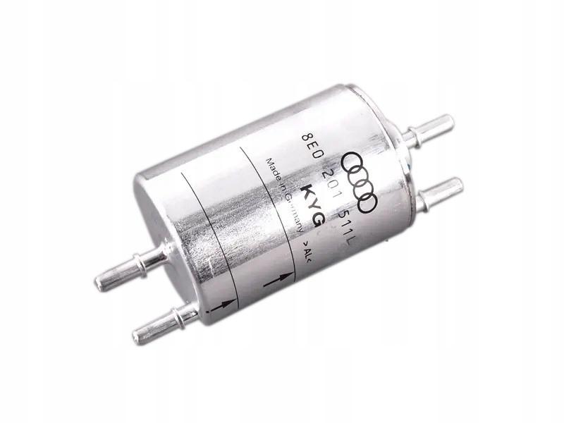 новый оригинальный фильтр топлива audi a4 b6 b7 от aso