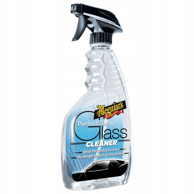 Mycie szyb MEGUIARS Perfect Clarity Glass Cleaner