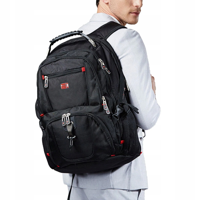Купить Водонепроницаемый многофункциональный рюкзак для ноутбука 17 на Otpravka - цены и фото - доставка из Польши и стран Европы в Украину.