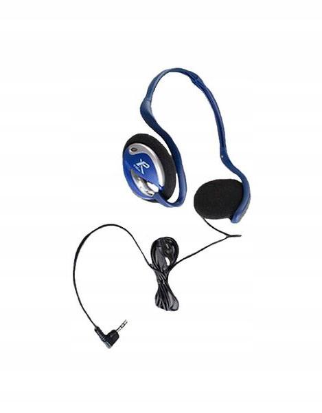 XP Deus słuchawki przewodowe z regulacją gł. FX-02