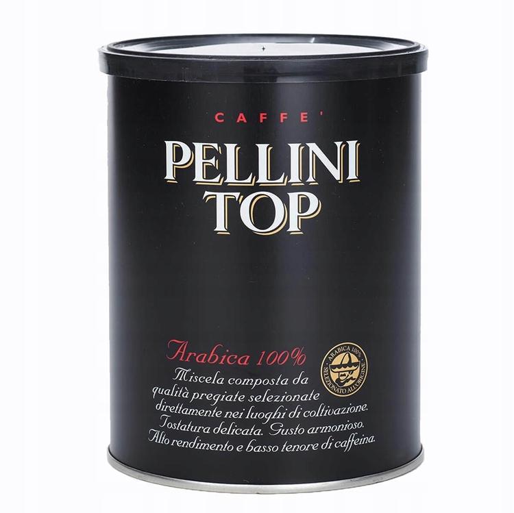 Kawa mielona Pellini Top Arabica 250g - puszka
