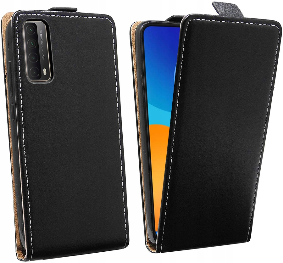 Etui do Huawei P Smart 2021 Flexi Case + Szkło 9H