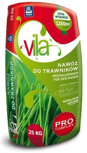 Удобрение Yara Vila PRO-COMPLEX 25кг для травы