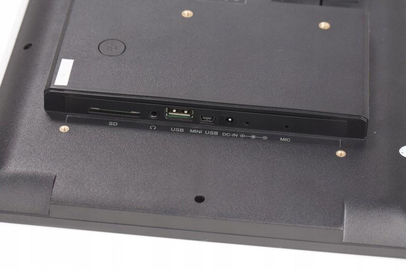 """Dotykacka tablet 14"""" POS Złącza USB 2.0 typ A RJ-45"""
