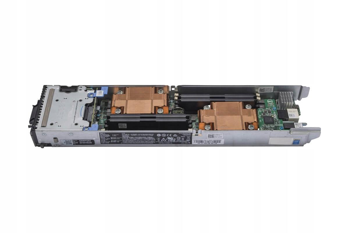 Купить DELL FC430 - 2xE5-2680v3 256 ГБ 1x200 ГБ uSATA SSD S на Otpravka - цены и фото - доставка из Польши и стран Европы в Украину.