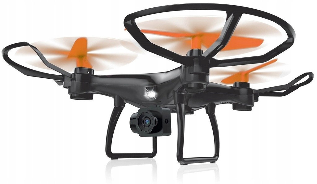 GOCLEVER SKY EAGLE DRONE CAMERA AUTO RETURN 360 80M