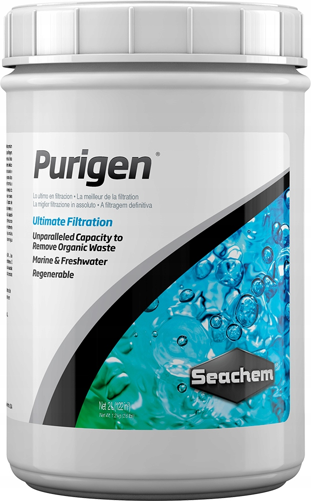 Seachem Purigen 250 мл
