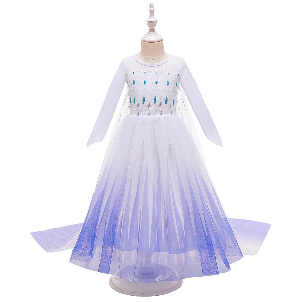Kostým Frozen Elsa Frozen Blue Dress