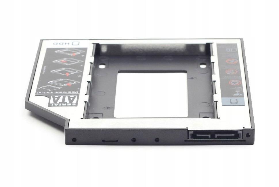 Купить Ramka Gembird MF-95-01 na dysk HDD i SSD do 2.5'' на Otpravka - цены и фото - доставка из Польши и стран Европы в Украину.