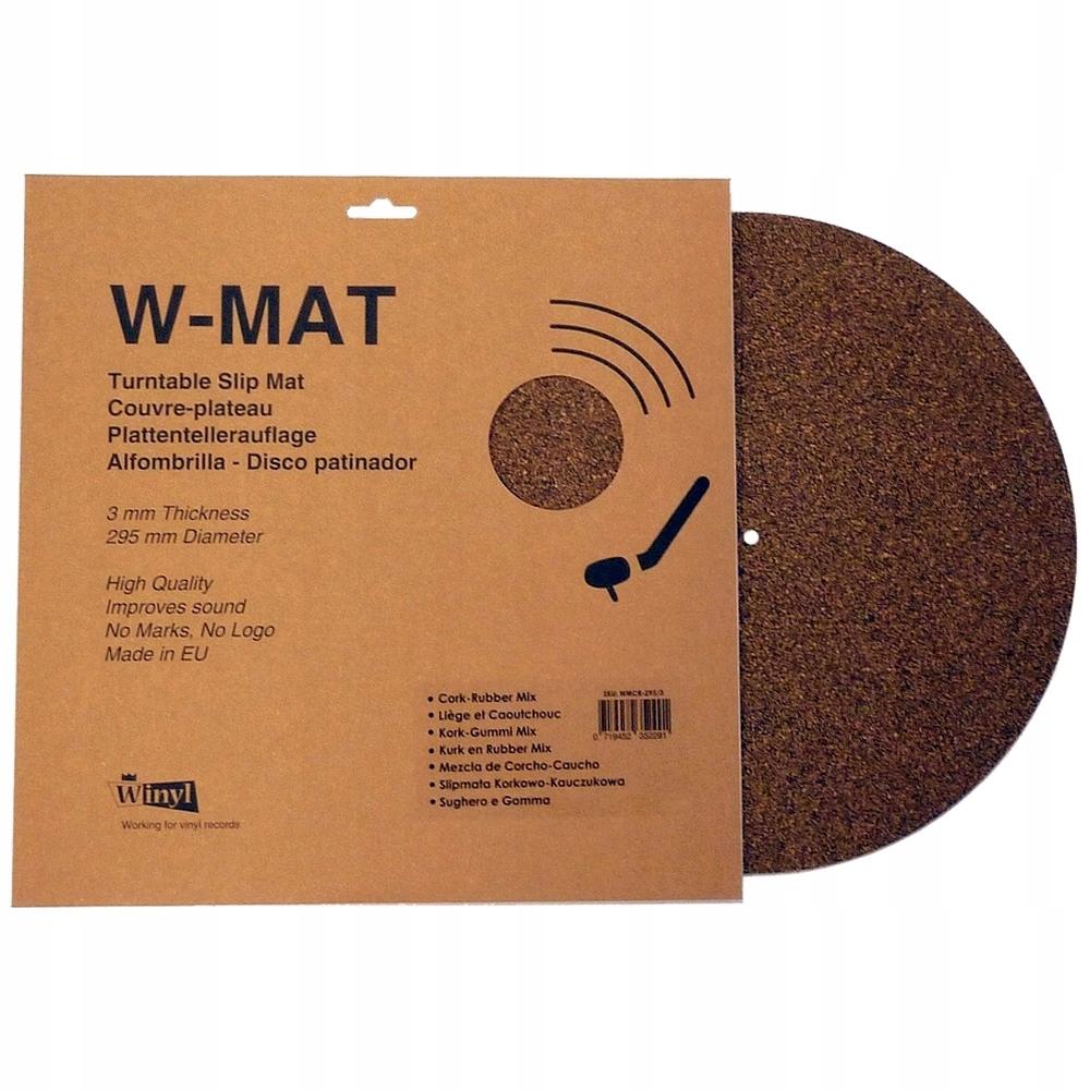 WinYL W-MAT CORK-GUME 295 / 3MM KORKOWO-GUM