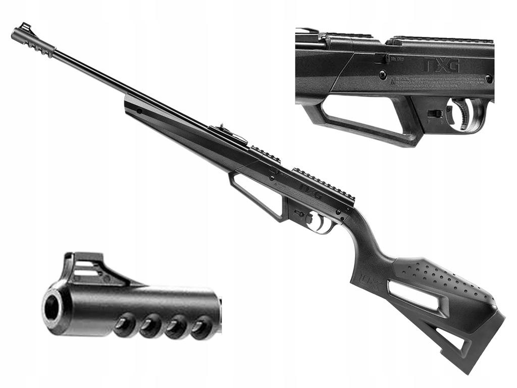 Пневматическая винтовка NXG APX PCA 4.5 Diabolo BB CUSTOM MOCNA