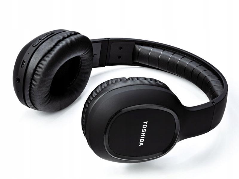 TOSHIBA BT160H BLUETOOTH trådløse hodetelefoner Merke Toshiba