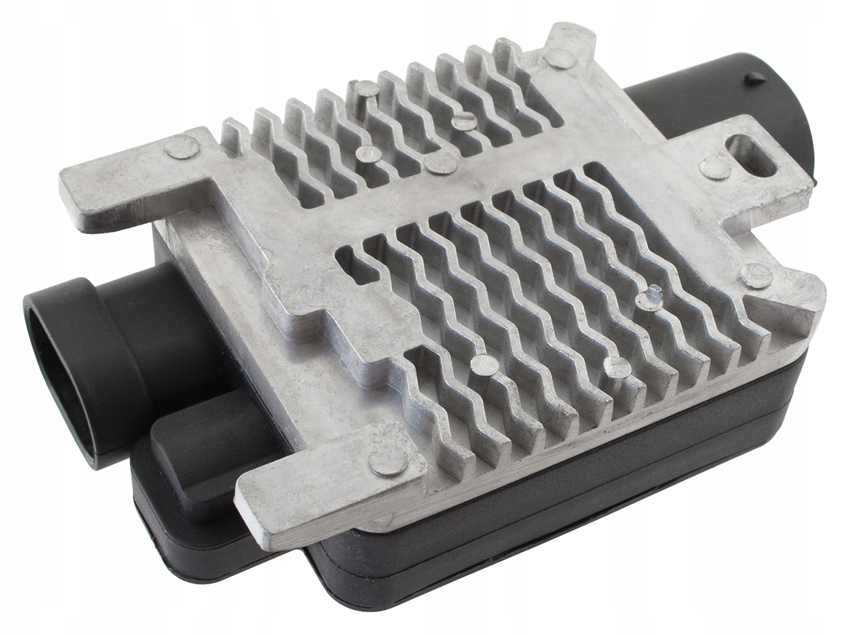 ford focus mk2 ii 04- модуль вентилятора 940002904