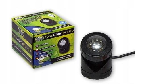 AQUA NOVA NPL1-LED - Освещение для пруда