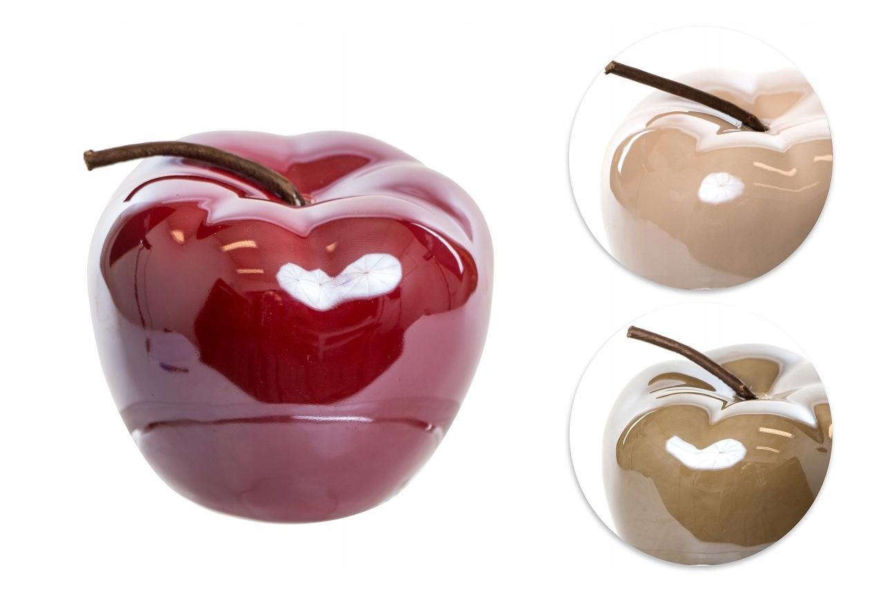Керамическое яблоко - 3 цвета