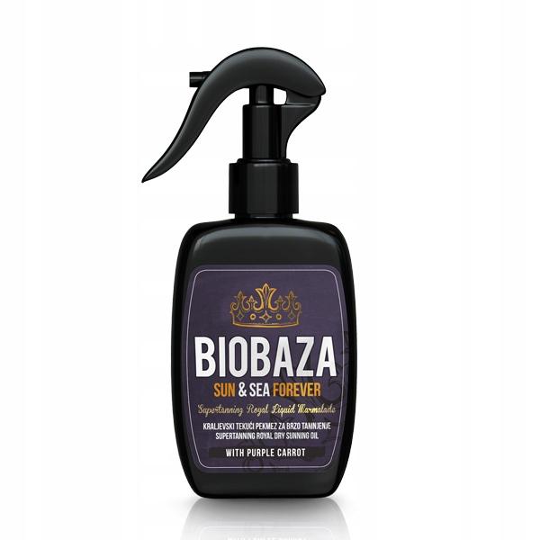 Prírodné Biobaza spreja sprej