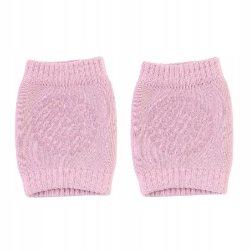 Наколенники из ABS для детей розовые