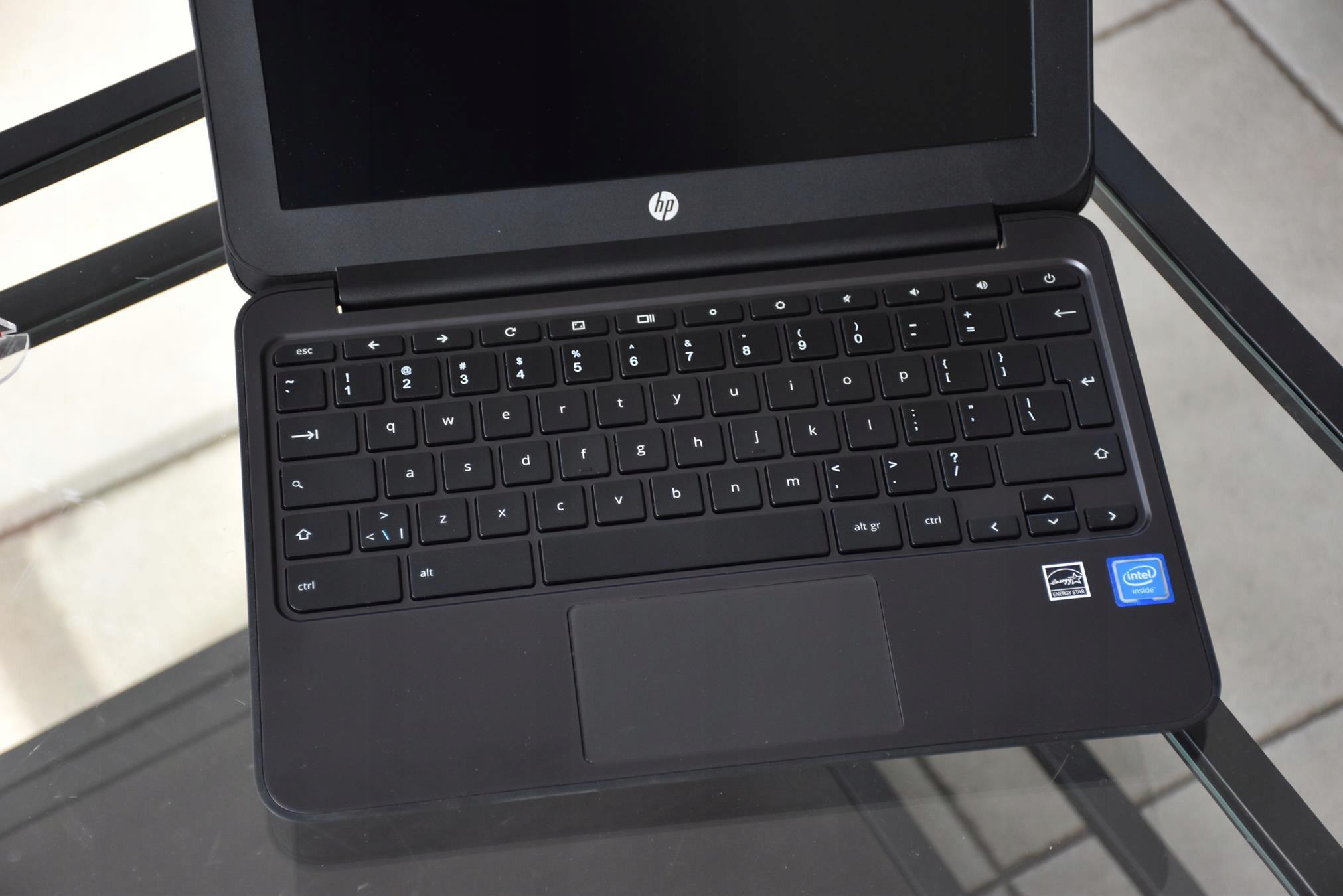 DELL Chromebook 11 4GB HDMI SSD USB 3.0 MOCNA BAT Taktowanie maksymalne procesora 2.58 GHz