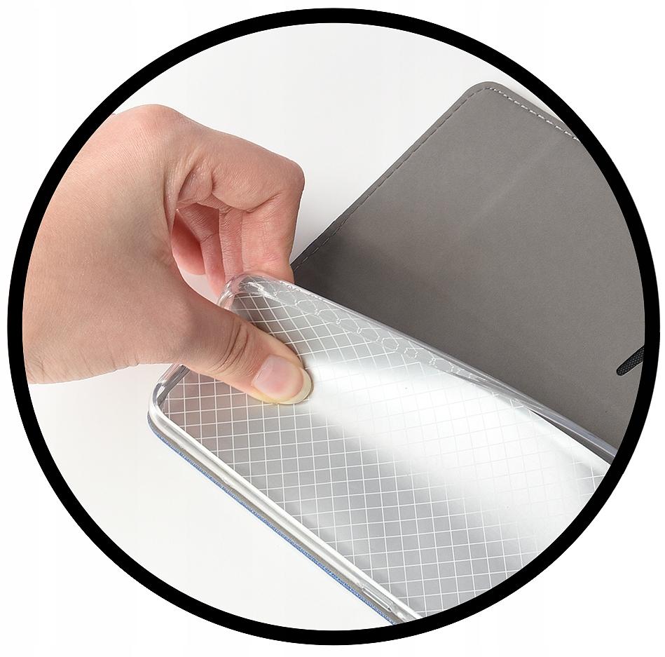 Etui do LG Velvet Case Magnet Portfel Producent TeleForceOne