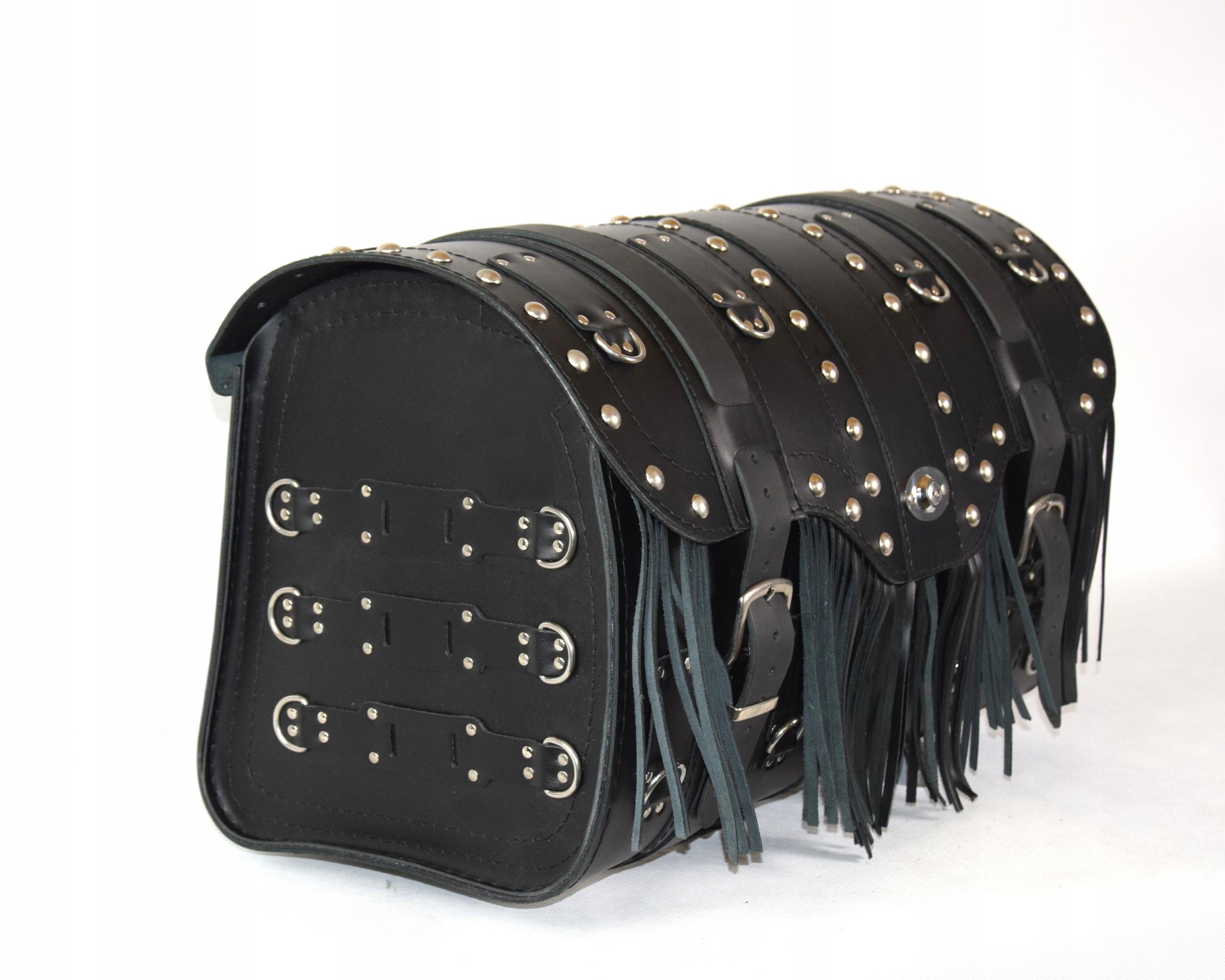 Kufer skórzany kufer tylni motocyklowy K15 Numer katalogowy producenta K15