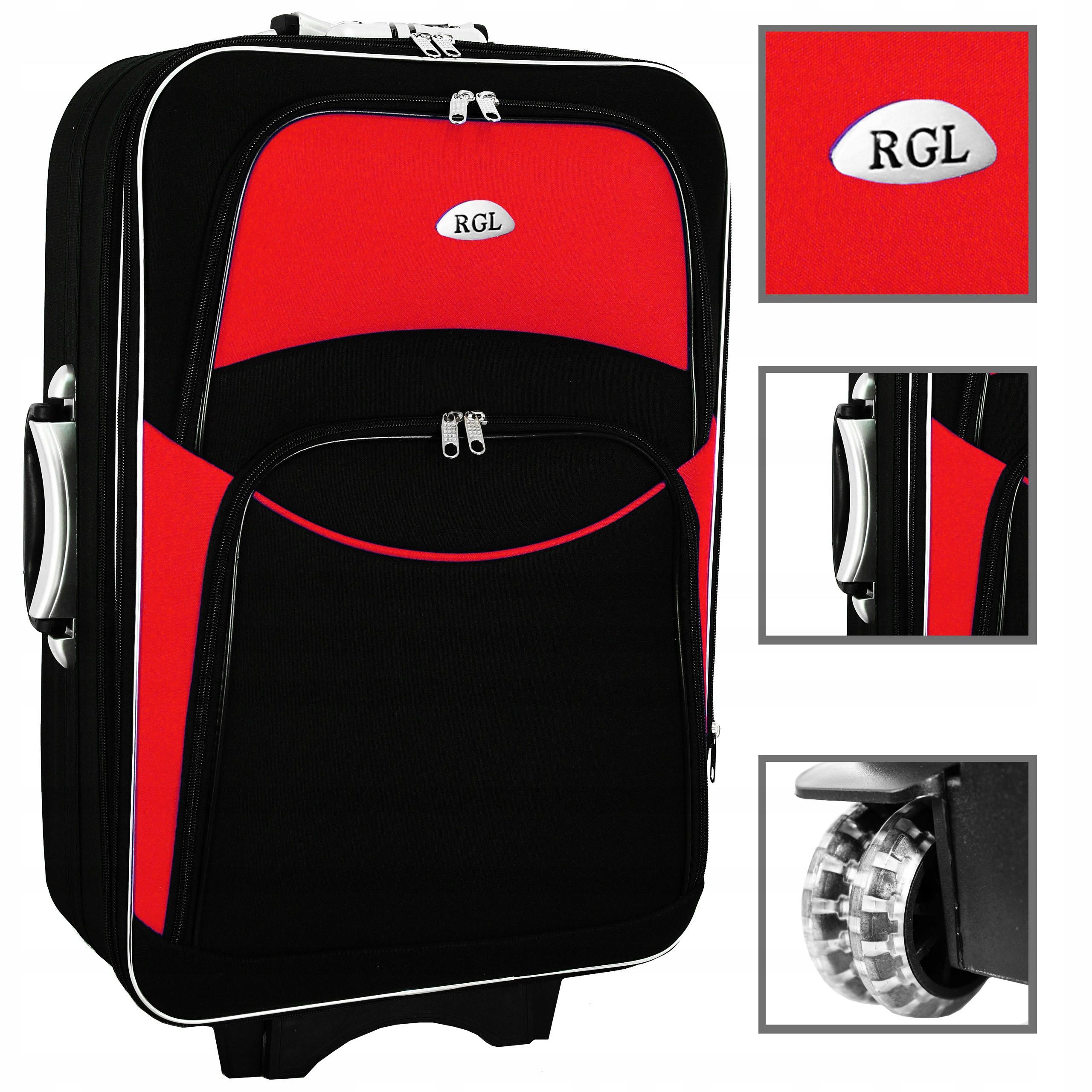Mała walizka kabinowa RYANAIR 55x40x20 773 L